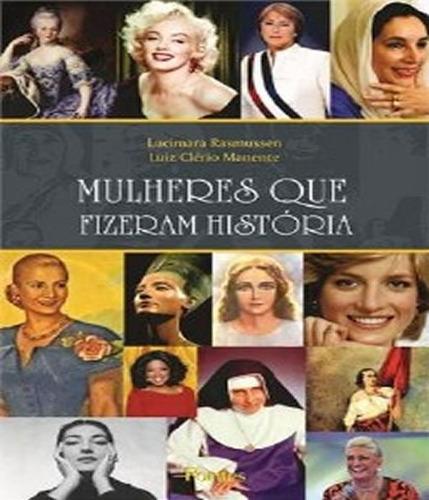 mulheres que fizeram a historia