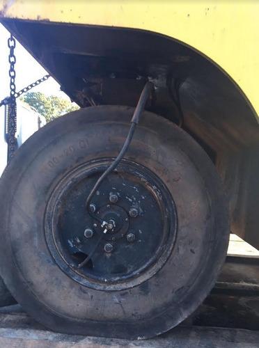muller ap26 rolo compactador de pneus 2010