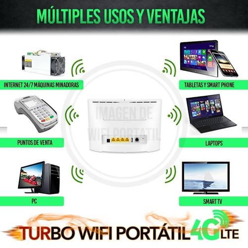 multi bam digitel 4g + línea 4g 600gb de navegación mensual