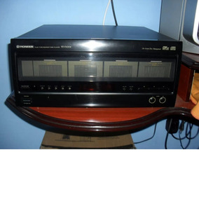 Multi Cd Player Pioneer Pd-f1004 Para 100 Cds
