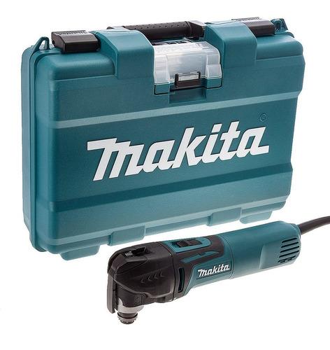 multi cortadora oscilante makita metal madera 250 w tm3010ck
