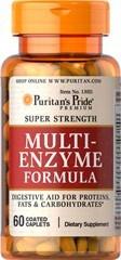 multi enzimas digestivas 60 tabletas envio gratis