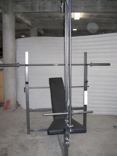 multi-gym para casa marca : guerra fitness equipment