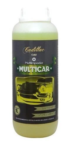 multi limpador original cadillac apc multicar 1 litro