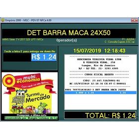 Multi Pdv + Administrador Para Hortifrúti, Mercado, Padarias