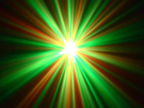 multi raios de sol led prisma ab317 aura-tek