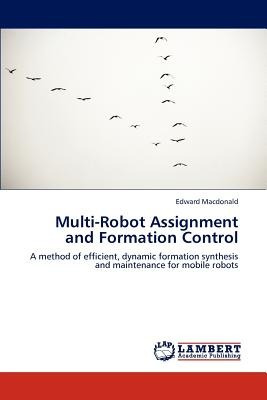 multi-robot assignment and formation control; m envío gratis
