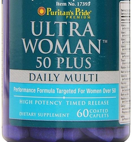 multi-ultra woman 60 tabletas
