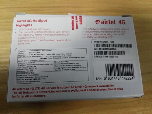 multibam digitel 4g lte y movistar 3g huawei e5573cs 609