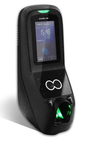 multibio700g+ - control de acceso biometrico con reconocimie