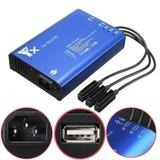 multicargador 3 baterías simultáneas y control p/ mavic pro