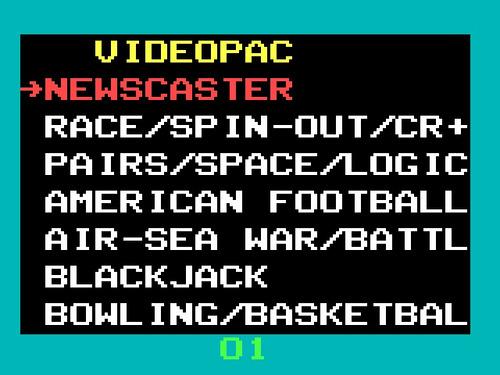 multicart com menu para odyssey com 213 jogos produto unico!