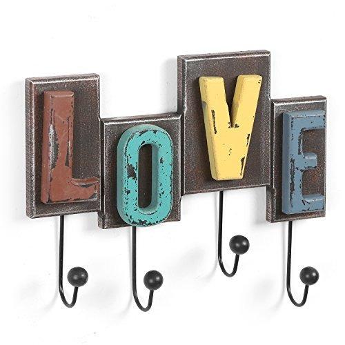 multicolores acabado rústico diseño de madera amor diseño...