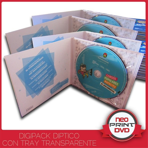 multicopiado impresión de cds dvds copiado estampado-demos