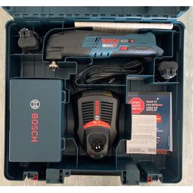 Multicortadora Bateria Bosch Ps50-2b Kit 2 Baterias E Case