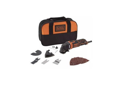 multicortadora sierra oscilante 300w black decker mt300k kit