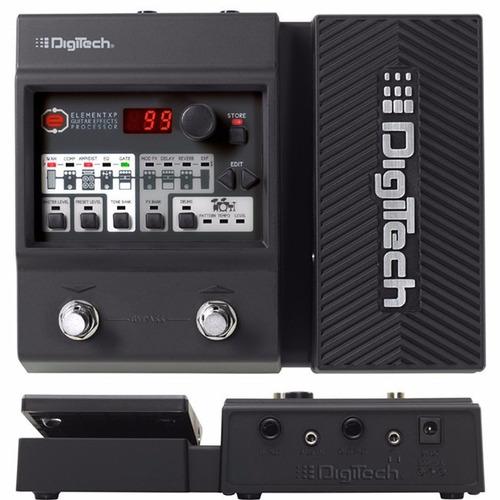 multiefectos digitech element-xp para guitarra envio gratis