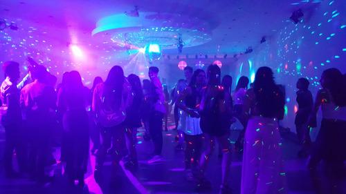multiespacio para eventos sociales e infantiles