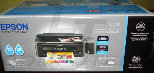multif. epson impresora