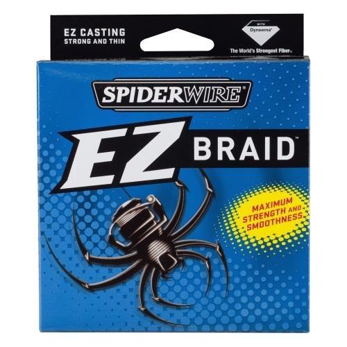 multifilamento spiderwire ez braid 15 lb 300 yd