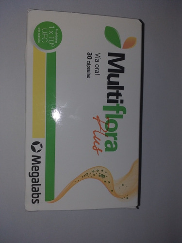 multiflora plus capsulas x 30