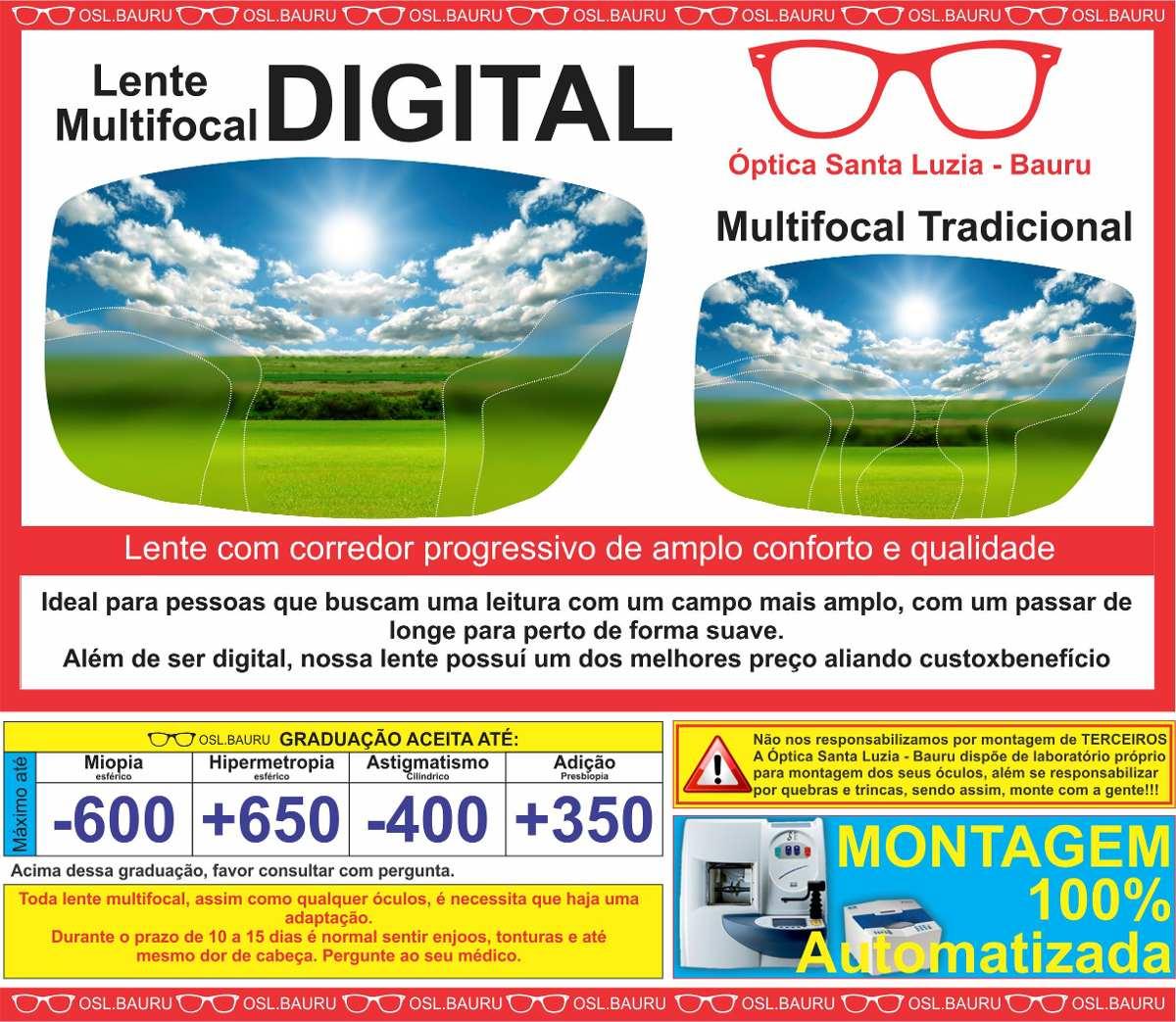 b9dd1c684 Multifocal Promocional - R$ 80,00 em Mercado Livre