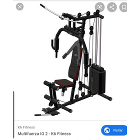 Multifuerza 10.2 - K6 Fitness