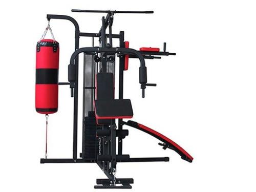 multifuerza gimnasio 150 libras nuevos ejercicios