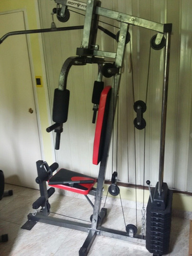 multifuerza iron fit homegym 7000-1