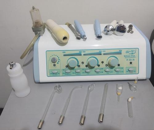 multifunción altafrecuencia, ultrasonido, microdermoabrasión