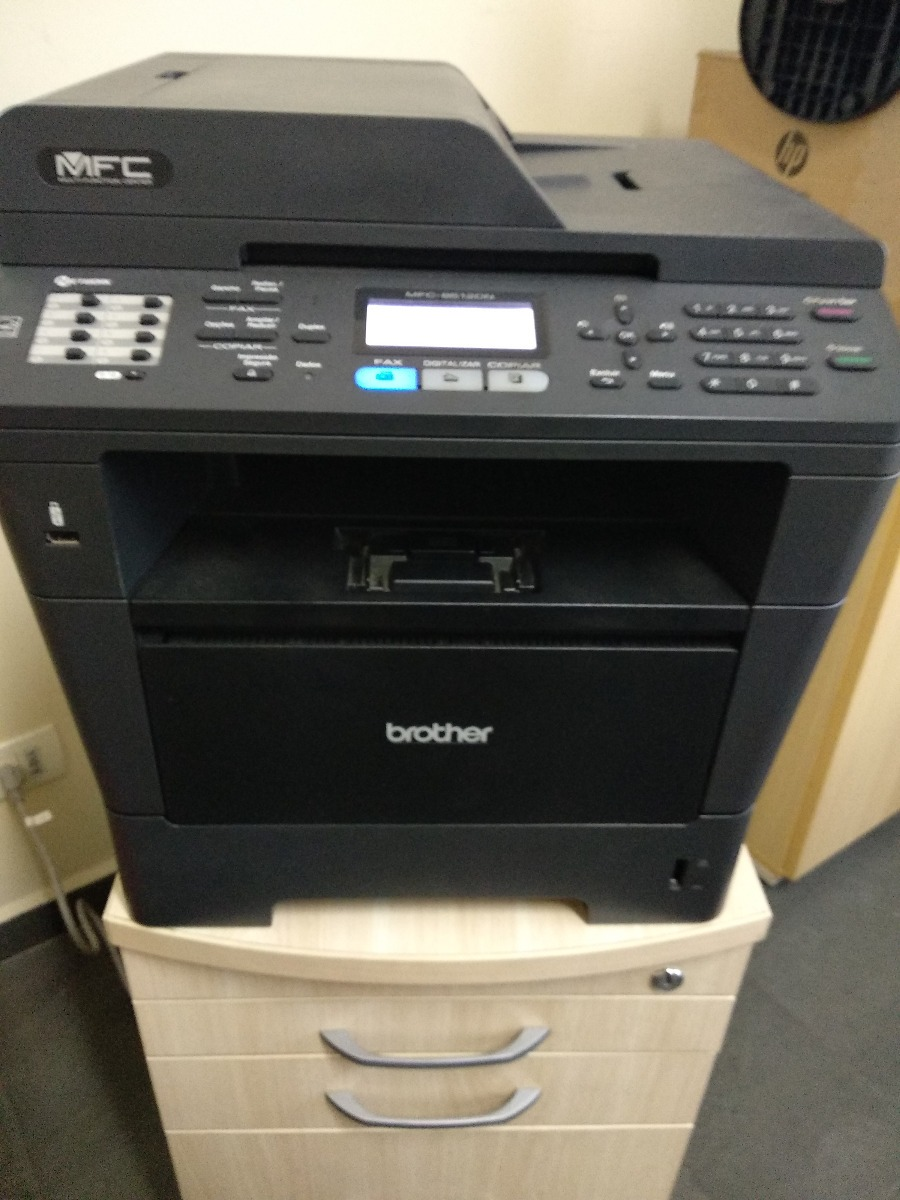 BROTHER MFC-8512DN PRINTER DRIVER DOWNLOAD (2019)
