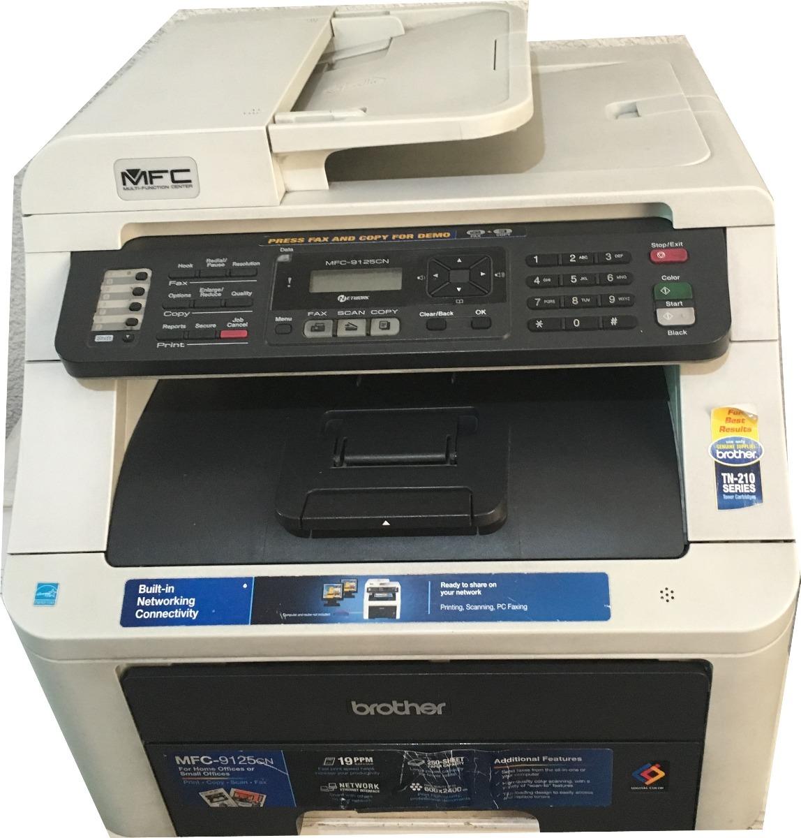 MFC-9125CN DRIVER PC