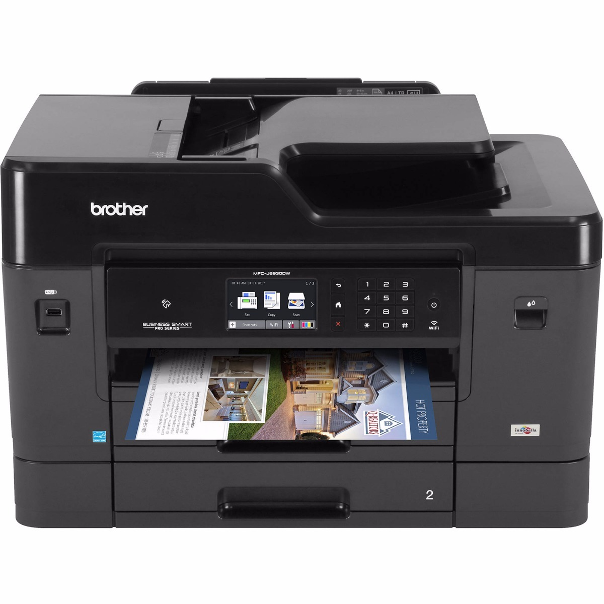 Multifuncional Brother Mfc J6930dw Tabloide Doble