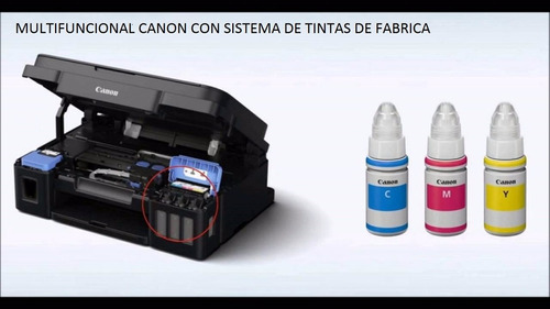 multifuncional canon g3100 + obsequio resma