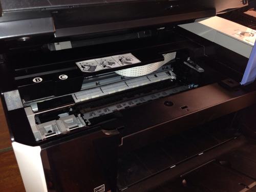 multifuncional canon impresora