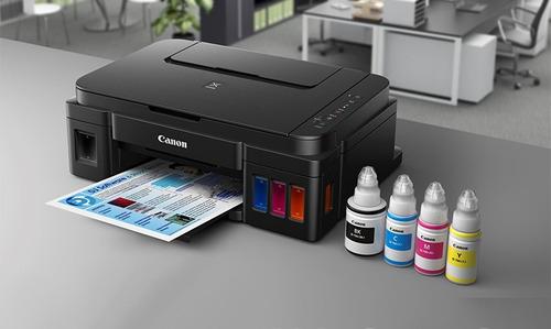multifuncional canon pixma g3100 tinta continua usb