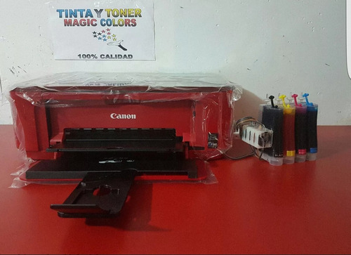 multifuncional canon tinta
