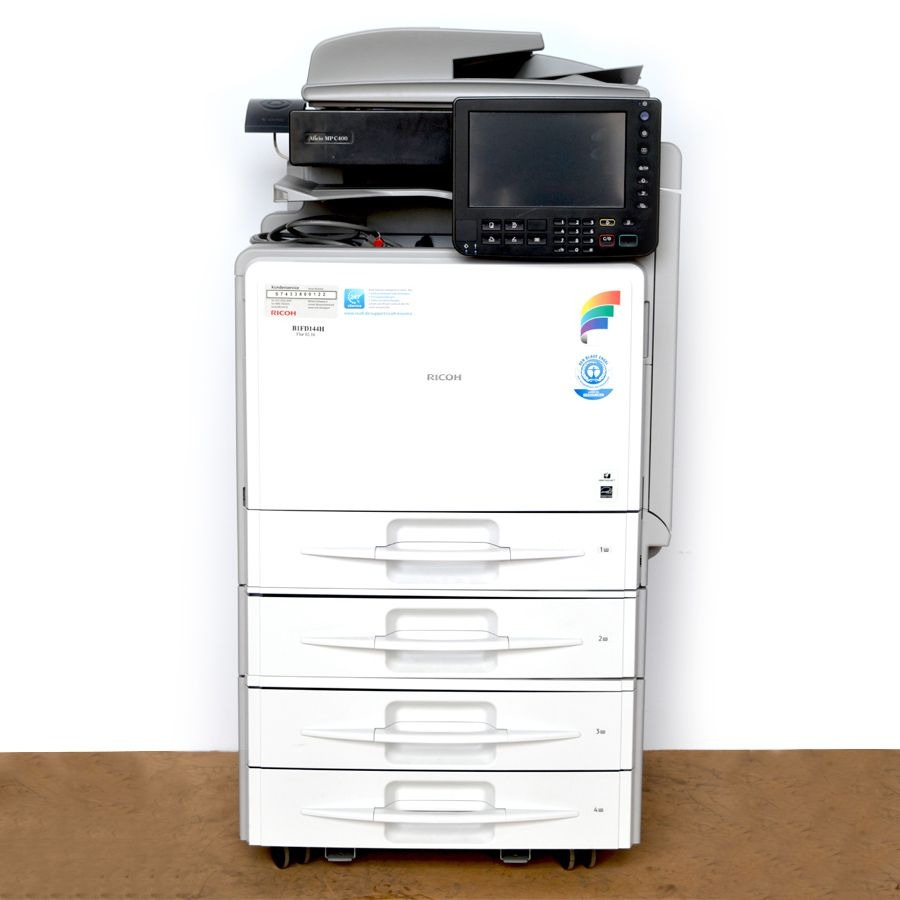 RICOH MP C400 TREIBER WINDOWS 8