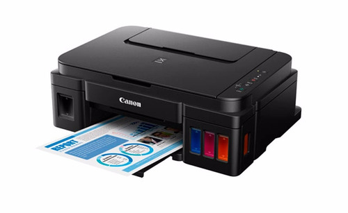 multifuncional de tinta continua canon pixma g2100