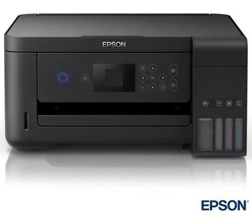 multifuncional epson ecotank l4160 duplex aut wifi