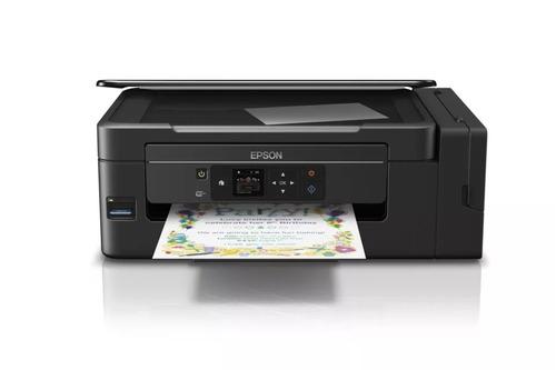 multifuncional epson impresora