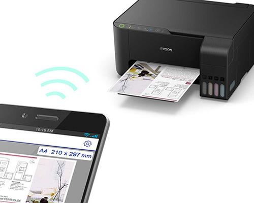 multifuncional epson l3150 ecotank tinta continua wi-fi