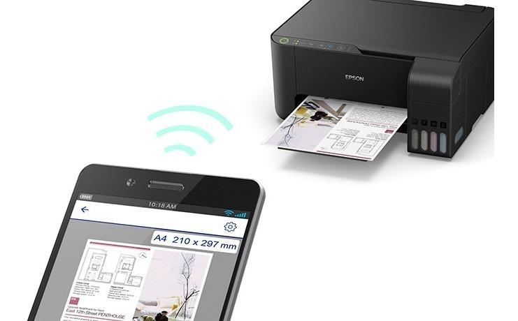Multifuncional Epson L3150 Wi-fi E Usb - Ultimas Unidades