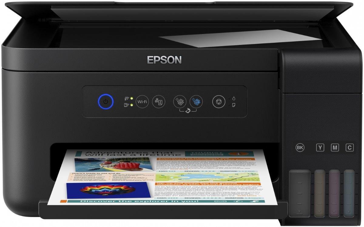 Multifuncional Epson L4150 Tinta Continua Ecotank Wifi