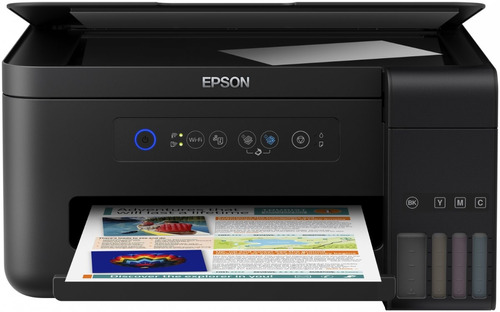 multifuncional epson l4150, tinta continua, ecotank, wifi