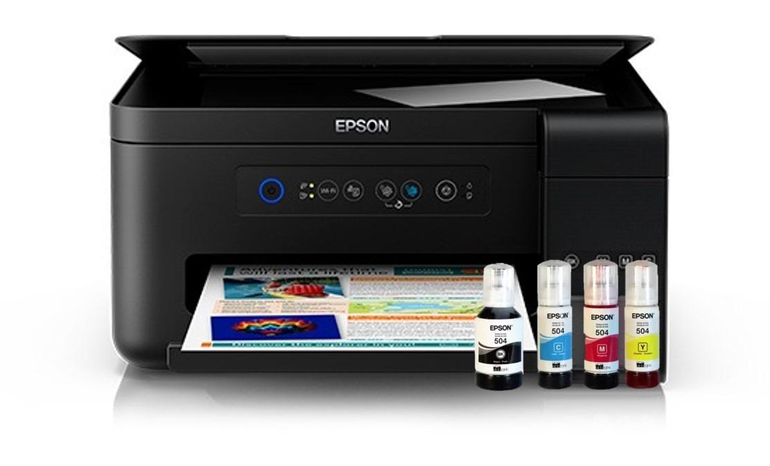 Multifuncional Epson L4150 Tinta Continua Wifi Sin Bordes