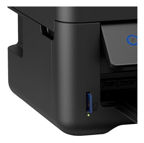 multifuncional epson l4160 tanque de tinta,usb, wi-fi bivolt