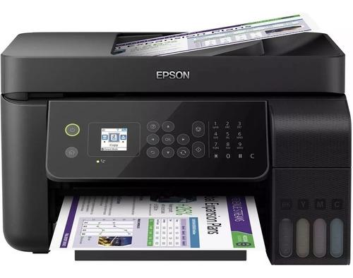 multifuncional epson l5190 tinta continua adf oficio wifi c