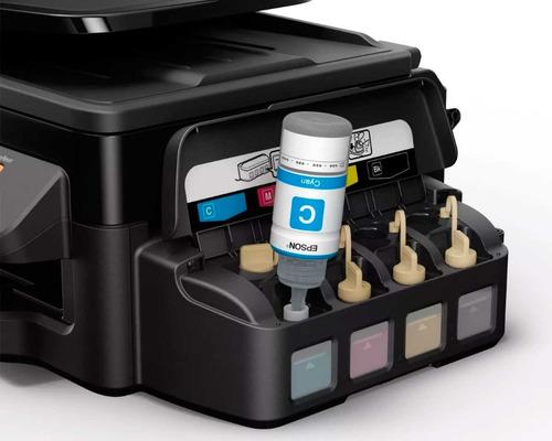 multifuncional epson l575 ecotank tinta continua adf wi-fi