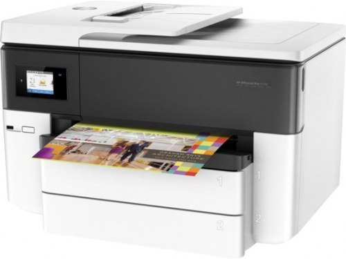 multifuncional hp 7740 escaner doble carta, wifi tabloide